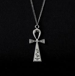 Krzyż ankh - naszyjnik