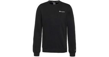 Champion crewneck sweatshirt 214151-kk001 s czarny