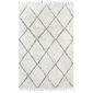 Hk living :: dywan wełniany berberyjski 200x300 biały