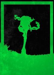 League of legends - ivern - plakat wymiar do wyboru: 20x30 cm