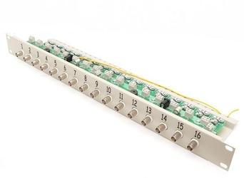 Separator galwaniczny z zabezpieczeniem wideo i dystrybucją zasilania  ewimar lso-16r-fps - szybka dostawa lub możliwość odbioru w 39 miastach