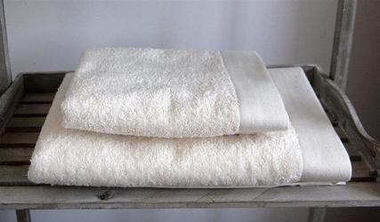 Bamboo Style - Ecru ręcznik bambusowy ANDROPOL - ecru