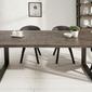 Interior space :: stół jadalniany steel craft 160cm szary mango