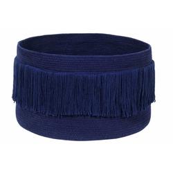 Lorena Canals Basket Fringes Alaska Blue