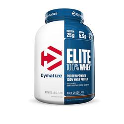 DYMATIZE Elite Whey Protein 2100 - Gourmet Vanilla