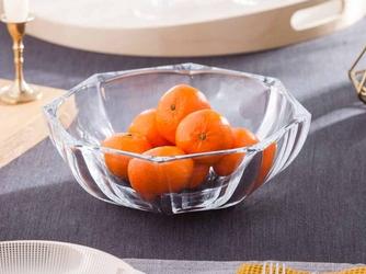 Misa  patera szklana na owoce i łakocie altom design gaja 24 cm