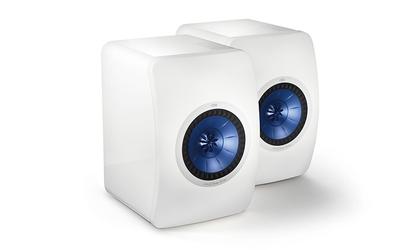 Kef LS50 Kolor: Biały