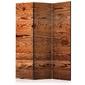 Parawan 3-częściowy - rustykalny szyk room dividers