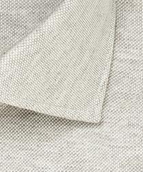 Elegancka beżowa koszula męska z dzianiny slim fit 38