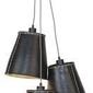 Goodmojo :: lampa wisząca amazon czarna 3 klosze rozm. l