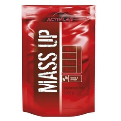 ACTIVLAB Mass Up - 1200g - Vanilla