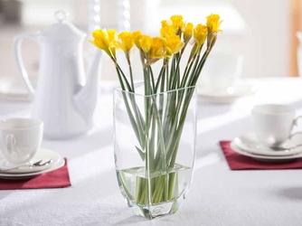 Wazon szklany na kwiaty bogusia