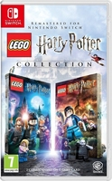 Cenega gra nintendo switch lego harry potter collection
