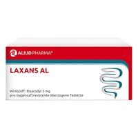 Laxans al tabletki powlekane