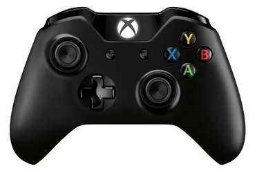 Microsoft Xbox One Wireless Controller 6CL-00002 CZARNY