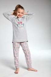 Cornette Young Girl 78193 Winter Day piżama dziewczęca