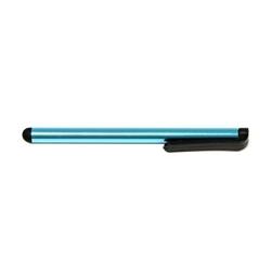 Pióro dotykowe, pojemnościowe, metal, jasnoniebieski, do iPad i tableta