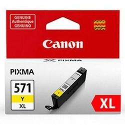 Tusz Oryginalny Canon CLI-571 XL Y 0334C001 Żółty - DARMOWA DOSTAWA w 24h