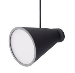 Lampa Bollard węgiel