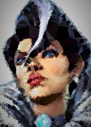 POLYamory - Aurelia, Borderlands - plakat Wymiar do wyboru: 61x91,5 cm