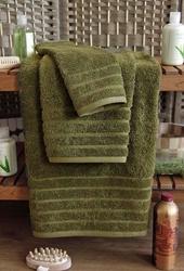 Ręcznik ELEGANT khaki Andropol - khaki