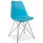 Krzesło tim niebieskie