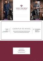 Karta podarunkowa na garnitur na miarę van thorn z tkanin s130 e-voucher pdf