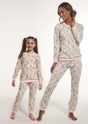 Piżama damska cornette 163233 polar bear dłr s-2xl