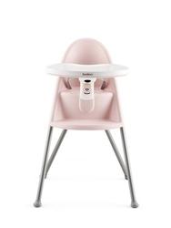 Babybjorn high chair - krzesełko do karmienia, różowe - różowy