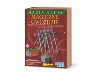 MAGIA NAUKI magiczne gwoździe