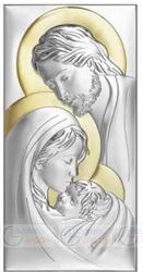 Obrazek BC63803O Święta Rodzina 12 x 24 cm