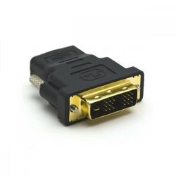 GBL Adapter HDMI A żeńskiDVID męski pozłacany wtyk blister