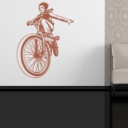 naklejka ścienna rower, bike  bk9