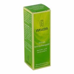 Weleda Odświeżający olejek cytrusowy