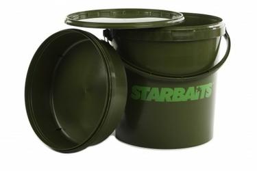 Wiadro z miską i pokrywką Duże Starbaits Containers
