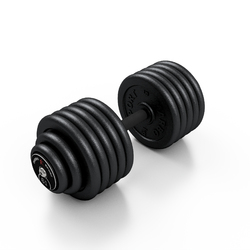 Hantla skr�cana na sta�e 61 kg - Marbo Sport - 61 kg