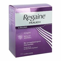 Regaine ampułki na wypadanie włosów dla kobiet 3x60 ml