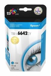 TB Print Tusz do Epson L1001102002103xx550 TBE-L6642CY CY