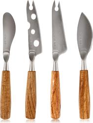 Noże do sera Oslo Mini 4 szt.