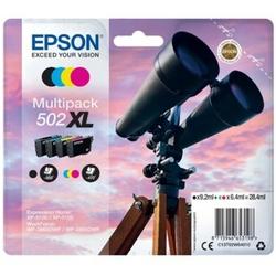 Tusze Oryginalne Epson 502 XL C13T02W64010 komplet - DARMOWA DOSTAWA w 24h