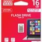 GOODRAM POINT SILVER 16GB USB3.0