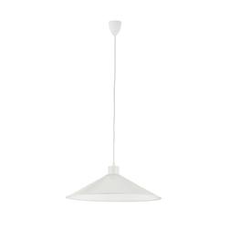 Lampa wisząca PINTANA biała - biały