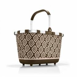 Koszyk carrybag 2 diamonds mocha