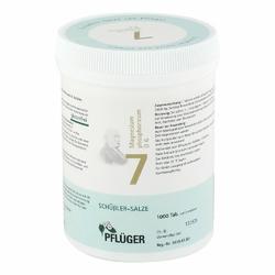 Biochemie Pflueger 7 Magnesium phos.D 6 Tabl.