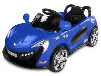 TOYZ AERO Niebieski Samochód dla Dzieci + PILOT DLA RODZICA