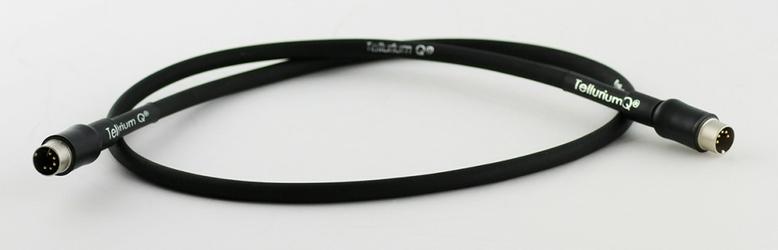 Tellurium Q DIN Black Długość: 1,0 m