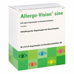 Allergo-vision sine 0,25 mgml At im Einzeldo.beh.