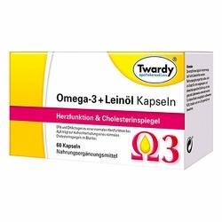 Omega-3+leinöl Kapseln