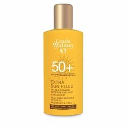Louis Widmer Extra Sun, fluid ochronny do ciała UV50