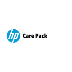 HP 4 Year Care Pack wNext Day Exchange for Color LaserJet Printers